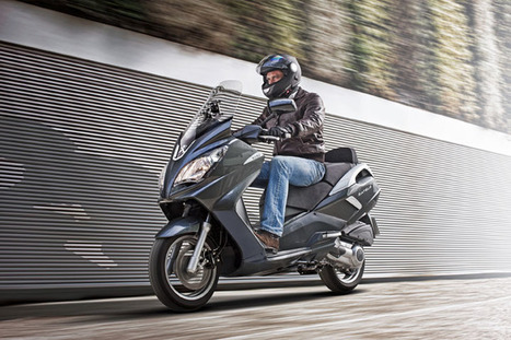 Peugeot cuts costs for scooter commuters | Motorcycle Industry News | Scoop.it
