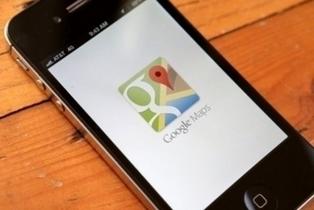 Atualização do Google Maps melhora localização | INFO | GIS Móvel | Scoop.it