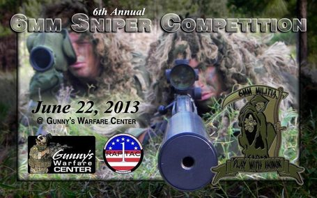 6th Annual 6mm Militia Sniper Competition - Raptor 1 MilSim Team | Thumpy's 3D Airsoft & MilSim EVENTS NEWS | Scoop.it