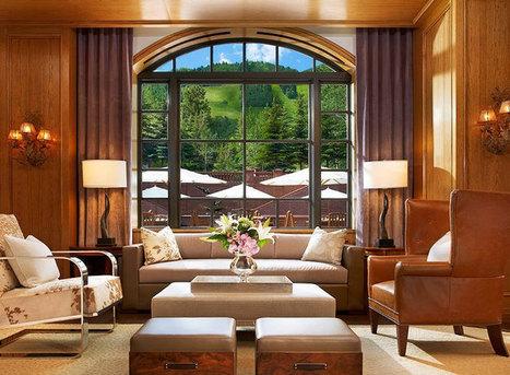 St. Regis Aspen Shows Off It's Softer Side for Summer Stays | traveling | Scoop.it