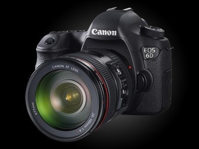 Just Posted: Hands-on Canon EOS 6D preview: Digital Photography Review | Moving Images | Scoop.it