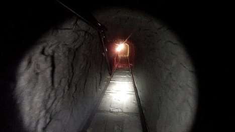 Tunnel for Smuggling Found Under US-Mexico Border; Tons of Drugs Seized - New York Times | Drug Abuse | Scoop.it