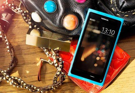 Nokia N9 | Photos Facebook | Finland | Scoop.it