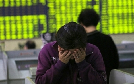 Chinese stock market plunges again: For how much longer can China hold back the tide? | stock market | Scoop.it