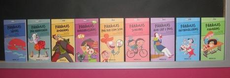 Biblioteca Marta Mata: Llibres que ofereixden bons recursos per a l'aprenentatge de la llengua | Bibliotequesescolars | Scoop.it