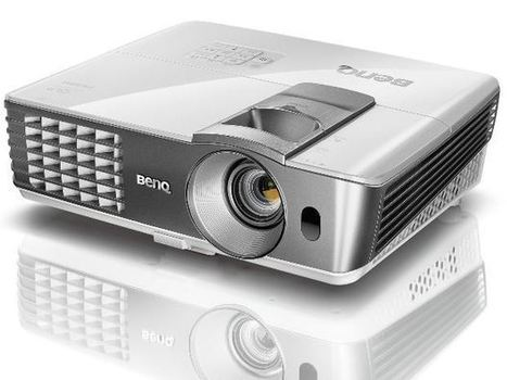"""BenQ Launches Two Full HD 3D DLP Projectors For Up To 300"""" Screen Size; Prices Start At Rs 1,00,000   Digital Projectors   Scoop.it"""