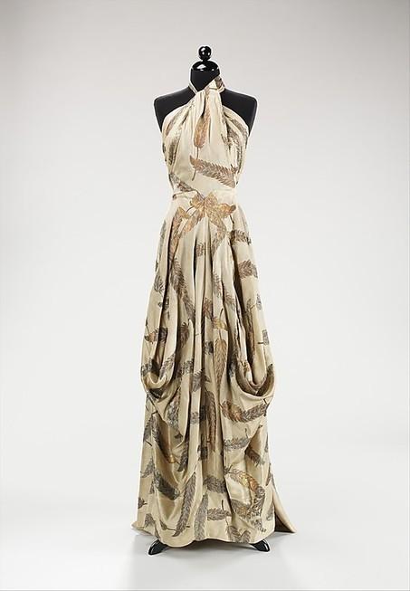 The Metropolitan Museum of Art - Evening dress | Little Black Dress | Scoop.it