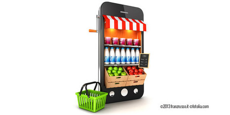 Gli Italiani amano Shopping Online, mobile integrato coi Social Media | Social Media Marketing | Scoop.it