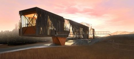 Memphis Museum Morning | Architectural renderings and digital architecture | Scoop.it