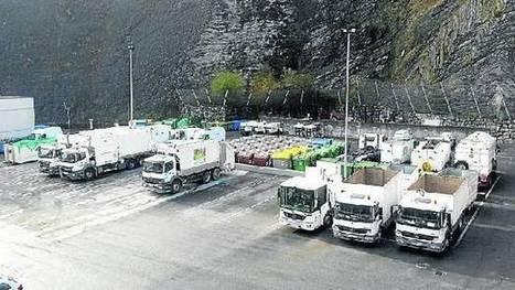 """Txingudi baraja llevar sus basuras a la planta de residuos de ... - Noticias de Gipuzkoa   """"puerta a puerta""""   Scoop.it"""