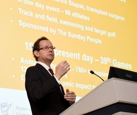 'Greatest ever' British Transplant Games to be held in Liverpool | Transplant Sport | Scoop.it