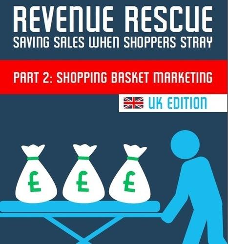 Quelques recettes pour lutter contre l'abandon de panier : Capitaine Commerce 3.6 | Stratégies et tendances de l'E-marketing | Scoop.it