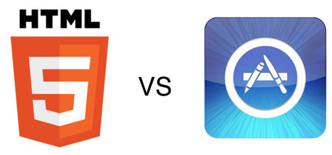 HTML5 Vs. Native Mobile Apps: Myths and Misconceptions | Web mobile - UI Design - Html5-CSS3 | Scoop.it