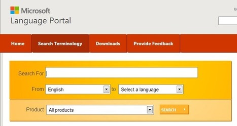WordLo: Microsoft Language Portal | Computational Terminology Management | Scoop.it