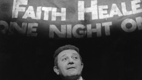 Modern Ireland in 100 Artworks: Faith Healer, By Brian Friel (1929-2015) | The Irish Literary Times | Scoop.it