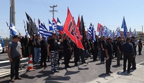 Golden Dawn - International Newsroom: Our gift to the big contractors-Capitalists | The Indigenous Uprising of the British Isles | Scoop.it