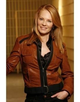 Catherine Willows (CSI) Leather Jacket | Designer Leather Jackets | Scoop.it