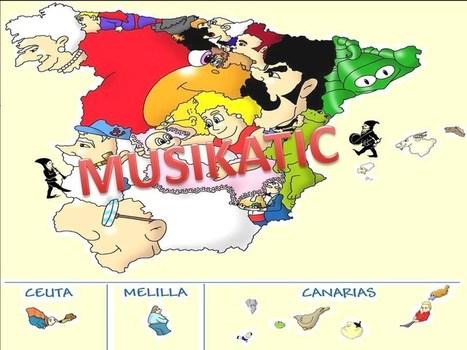 MUSIKATIC: Nuevo proyecto colaborativo sobre Música y TIC. ¿Quieres participar? Difúndelo, por favor : | Enseña con TIC | Scoop.it