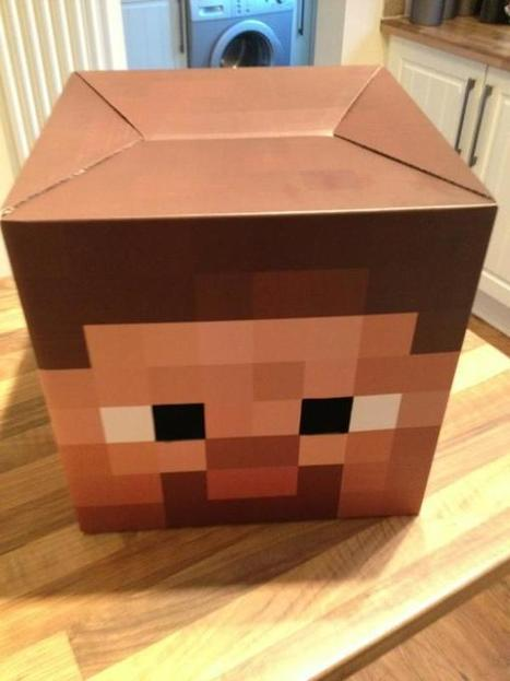 Thank you @MinecraftEdu I | MinecraftEdu | Scoop.it