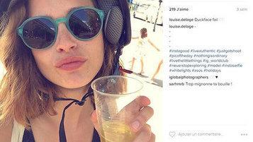 Louise Delage, 25 ans, alcoolique au dernier stade (ou presque), va continuer à boire - Brain | Médias et Santé | Scoop.it