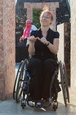 ASL Club distributes petition - Daily Aztec | Assistive Technology | Scoop.it