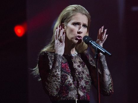 Tribute to Céline Dion's late husband René Angélil at the ADISQ Gala | Video concerts | Scoop.it