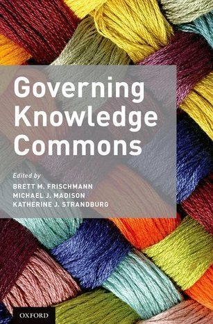 Governing Knowledge Commons | Workshop on Governing Knowledge Commons | Peer2Politics | Scoop.it