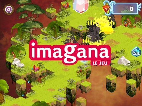 Imagana, le serious game pour lutter contre l'illettrisme | Education et TICE | Scoop.it