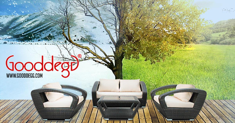 Affordable All-weather Luxury Furniture at Gooddegg Online Home Decor Store | Home Decor (Wicker Furniture) | Scoop.it