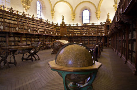 Lose Yourself In These Photos Of Europe's Most Magnificent Libraries | enjoy yourself | Scoop.it