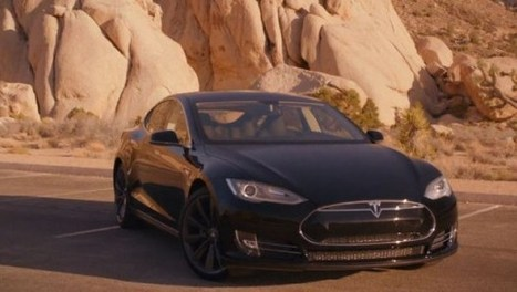 "Tesla Model S ""Recharge"" Commercial — Video 