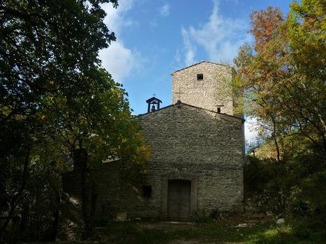 Escursioni nelle Marche: L'Eremo dell'Acquarella | Le Marche un'altra Italia | Scoop.it