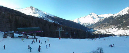 Enneigement des stations de ski de Maurienne 12 janvier 2014 | Location de Ski en France | Scoop.it
