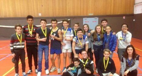 Les collégiens mauvezinois sont champions en volley-ball | Le collège du Fezensaguet | Scoop.it