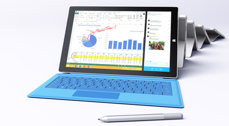 The Surface Pro 3 will replace your laptop. With a stylus? Really? | ExtremeTech | Tendances Médias sociaux | Scoop.it