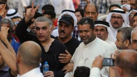 Bahrain activist , Nabeel Rajab, urges more protest | Human Rights and the Will to be free | Scoop.it