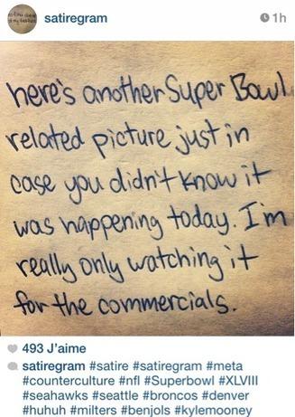 Super Bowl : la grande messe social TV | TV connected | Scoop.it