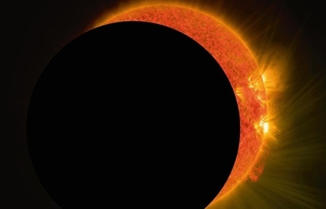 A savoir : VIDEO. Éclipse solaire: «Vendredi matin, le soleil ressemblera à un croissant»   Méli-mélo de Melodie68   Scoop.it