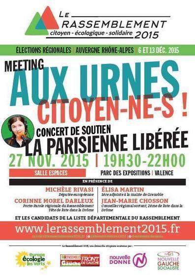 Je vote Le Rassemblement le 06/12/2015 | Salariés précaires de l'industrie nucléaire | Scoop.it