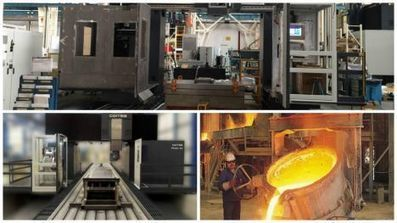 Métallurgie - La fonderie FMGC s'offre un centre d'usinage haut de gamme | Forge - Fonderie | Scoop.it