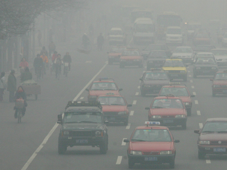Asia Unbound » Choking to Death: Health Consequences of Air Pollution in China | China Current Events | Scoop.it