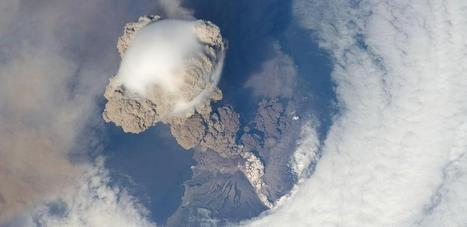 Crater creator uses explosions to find the secrets of volcanoes | Geology | Scoop.it