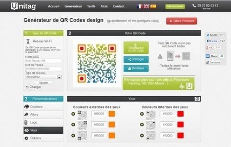 C'est l'été, sortez vos QR Codes ! | QR code news | Scoop.it