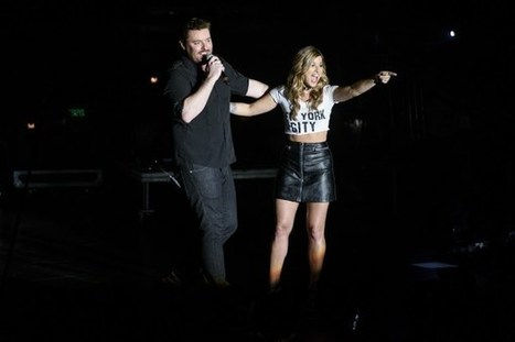 Chris Young Says Duet With Cassadee Pope Inspired an Enduring Friendship | Country Music Today | Scoop.it
