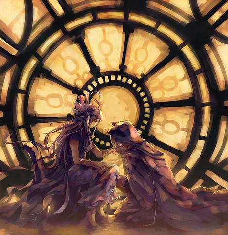 The Amazing Manga Art of Nuriko Kun | About Art & Creativity | Scoop.it