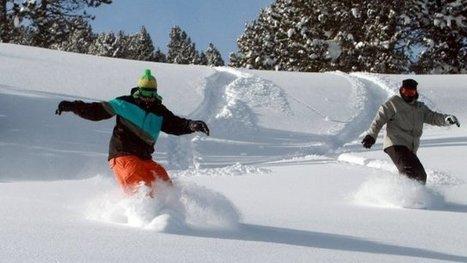 Baisse de 5% de la fréquentation des stations de ski des Pyrénées - Francetv info | Vallée d'Aure - Pyrénées | Scoop.it