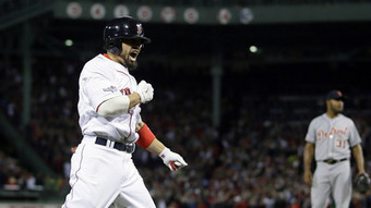 Shane Victorino Makes 2014 Debut, Bats Second For Red Sox vs. Yankees | Baseball | Scoop.it