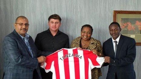Ray Power: Tanzania trip as part of Sunderland link-up for young coach - SkySports | Diverse Eireann- Sports culture and travel | Scoop.it