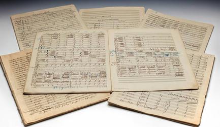 La partitura más cara del mundo | Patrimonio y museos | Scoop.it
