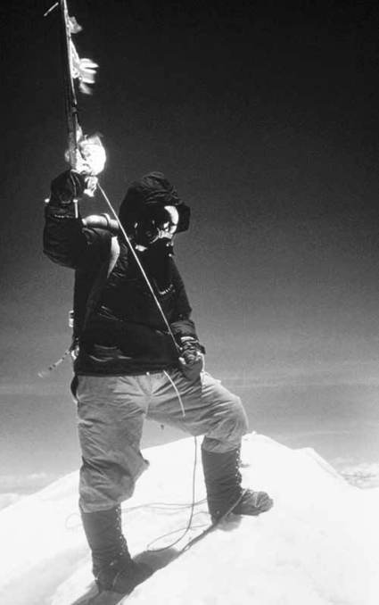 View from the summit: Sir Edmund Hillary on Mt Everest ascent | News | Scoop.it
